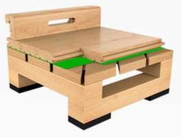 四平运动木地板